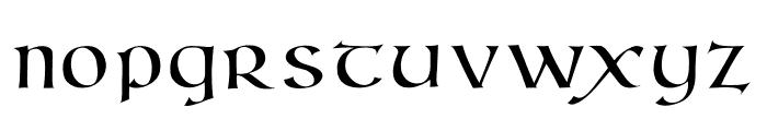 Kells Book Font UPPERCASE