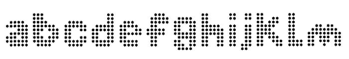 King Davids Font Font LOWERCASE