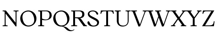 Kingdom-Regular Font UPPERCASE