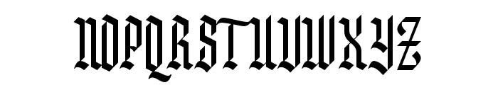 KnightAnomaly Font UPPERCASE
