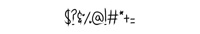Kolt Vox Font OTHER CHARS