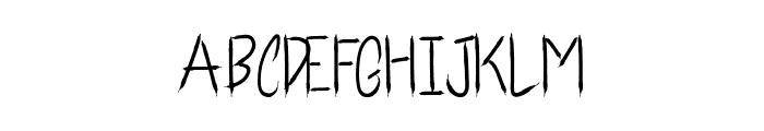 Kolt Vox Font UPPERCASE