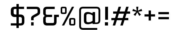 Konkretika WIP Font OTHER CHARS