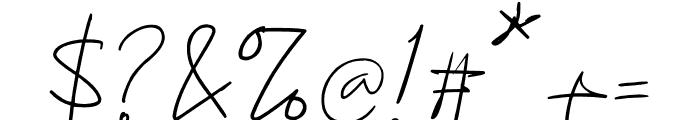 Konya Font OTHER CHARS