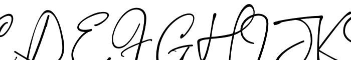 Konya Font UPPERCASE