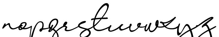 Konya Font LOWERCASE