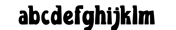 LD Funbites Draw Font LOWERCASE