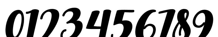 LaughelScriptItalic Font OTHER CHARS