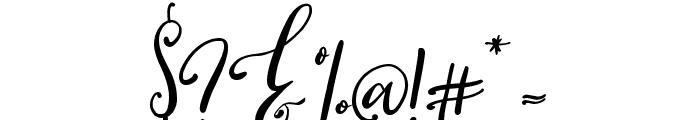 Lemons & Soda Medium Font OTHER CHARS