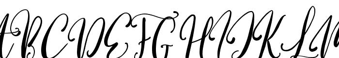 Lemons & Soda Medium Font UPPERCASE