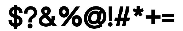 Leonare Black Font OTHER CHARS