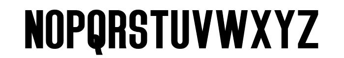 Lesterain Black Font UPPERCASE