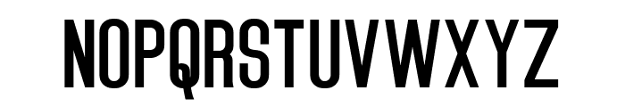 Lesterain Font LOWERCASE