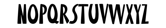 Limestone Ridge Press Font UPPERCASE