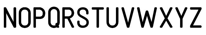 Linguineve Font UPPERCASE
