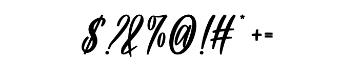 Linoela Font OTHER CHARS