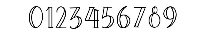 Little Poppy Regular II Font OTHER CHARS