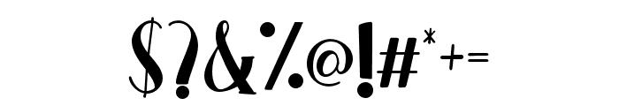 LittlePoppy-Regular I Font OTHER CHARS