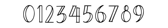 LittlePoppy-Regular II Font OTHER CHARS