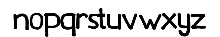 LittleStarsSans Font LOWERCASE