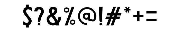 Lorena In Westfalen Serif Font OTHER CHARS