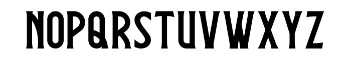 Lorena In Westfalen Serif Font UPPERCASE