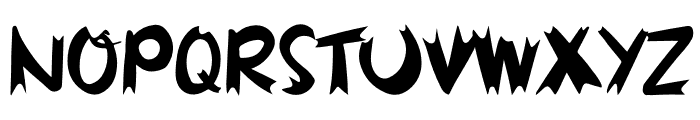 Lost Kingdom Font UPPERCASE