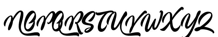 LostTreasure Font UPPERCASE