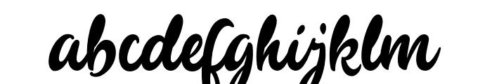 LostTreasure Font LOWERCASE