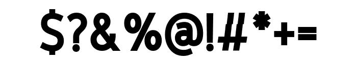 Lotoush Extra Black Font OTHER CHARS