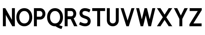 Lotoush Extra Black Font LOWERCASE