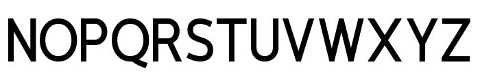 Lotoush Extra Bold Font LOWERCASE