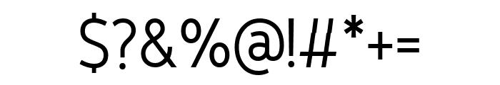 Lotoush Medium Font OTHER CHARS