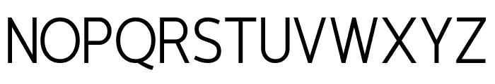 Lotoush Medium Font UPPERCASE