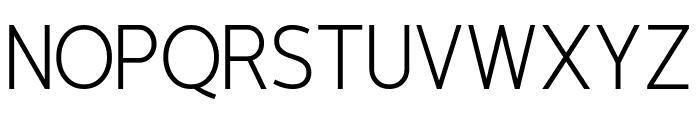 Lotoush Font UPPERCASE