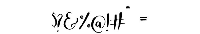 LoveLetter Font OTHER CHARS