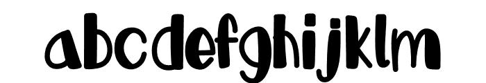 LoveTeddyBear Font LOWERCASE