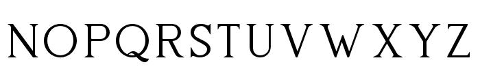 LovelynRegular Font LOWERCASE