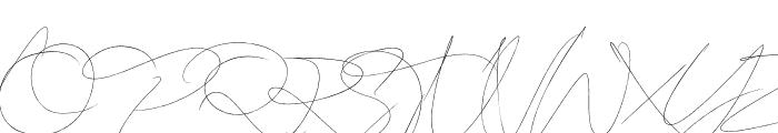 Lovtony-Regular Font UPPERCASE
