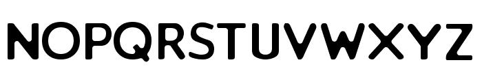 Loyal Watchman Clean Sans Serif Font LOWERCASE