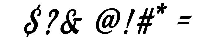 LoyalWatchmanCleanScript Font OTHER CHARS