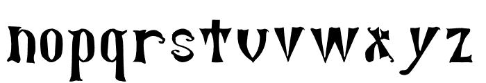 LucasBrandis Font LOWERCASE