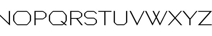 Lucid regular Font UPPERCASE