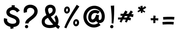 LunarCone-Regular Font OTHER CHARS