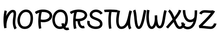 LunarCone-Regular Font UPPERCASE