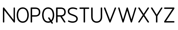 Luvcy Font LOWERCASE