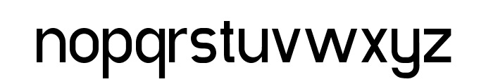 Luxima Font LOWERCASE