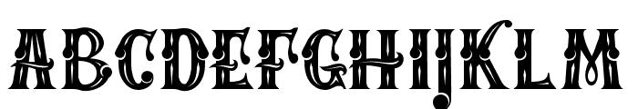 MAFIA Font UPPERCASE