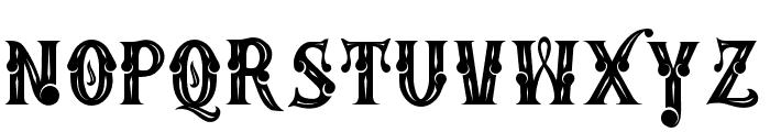 MAFIA Font LOWERCASE