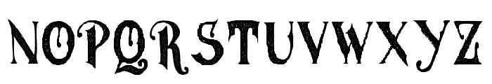 MGHvinolian-Medium Font LOWERCASE